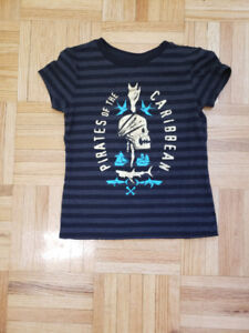 Disney Pirates of the Carribean Girl 4T Shirt (Brand New for $5)