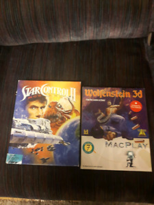 Two complete big box games
