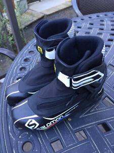 Salomon Equipe 8 Skate ski boots