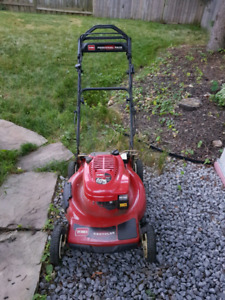 Toro Recycler with Personal Pace 20051
