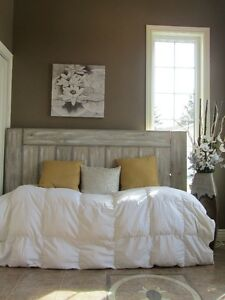 NEW - RUSTIC HEADBOARDS