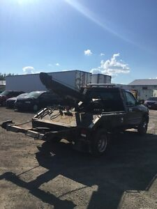 2005 GMC Sierra TOW TRUCK for sale