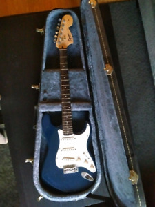 Squire Stratocaster by Fender - 20th Anniversary