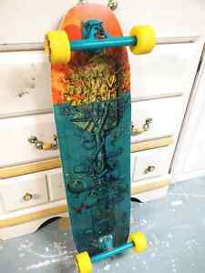 Rayne Longboard w/ caliber trucks and cult classics. Windsor Region Ontario image 4