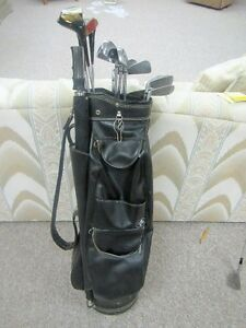 Complete Set of Men's Right Hand Golf Clubs