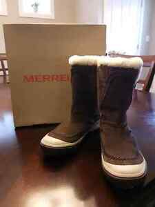 Merrell Pixie Pull Winter boots size 8