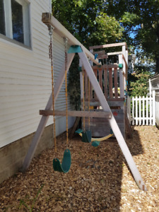 Outdoor Play Park