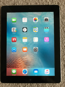 ipad 2, 64GB, 3G+WiFi - excellent conditions - black
