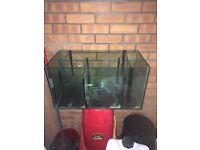 2ft sump / fish tank filtration