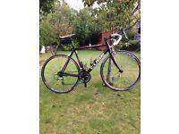 Fantastic CUBE Peloton Road Bike (nearly new condition)