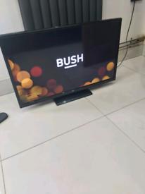 Bush 32inch tv with remote