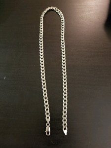 Sterling silver .925 mens chain