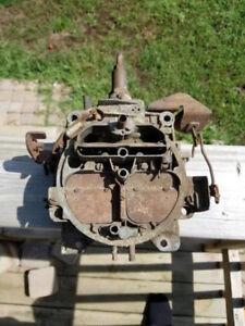 Carburetor rochester quadrajet 60or best offer