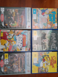 PlayStation 2 and games Doubleview Stirling Area Preview