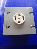 Stove or dryer outlet