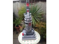 Refurbished (inc new motor) DYSON DC14 ALL ACCESS/FLOORS upright vacuum cleaner.