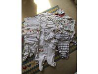 0-3m baby boy bundles