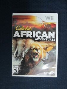 Wii Game: Cabela's African Adventures