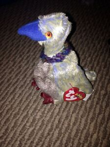 Buzzy beanie baby with tags price firm  London Ontario image 1