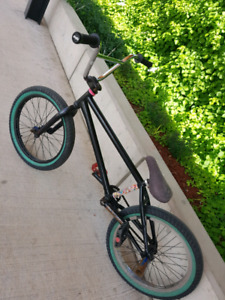 24lb Fully built BMX