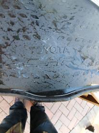 Toyota Chr boot tray