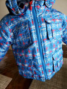 24 month winter suit new