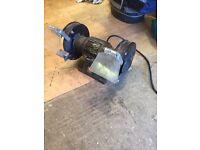 240v bench grinder