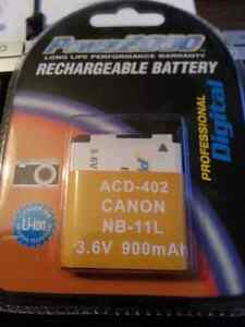 batterie Power 2000 pour Canon
