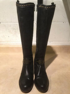 Women's Tall Leather Heels Size 6 London Ontario image 5