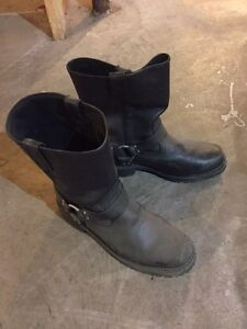 Size 11 motorcycle boot