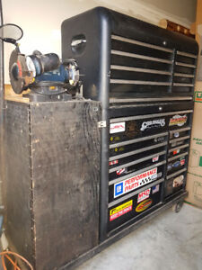 Complete Roll Cab of HD Mechanic tools $7,500 OBO
