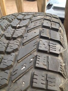 "17"" Winter tires, reduced for quick sale"