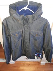 2 manteaux d'hiver pour femme NOUVEAUX
