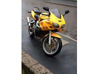 Suzuki sv650 12 month MOT, Ono