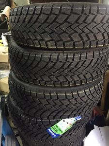 Brand New 225/65R17 Winter tires  Cambridge Kitchener Area image 1