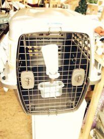 Dog Transport Crate