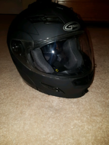 GMAX Motorcylcle Helmet