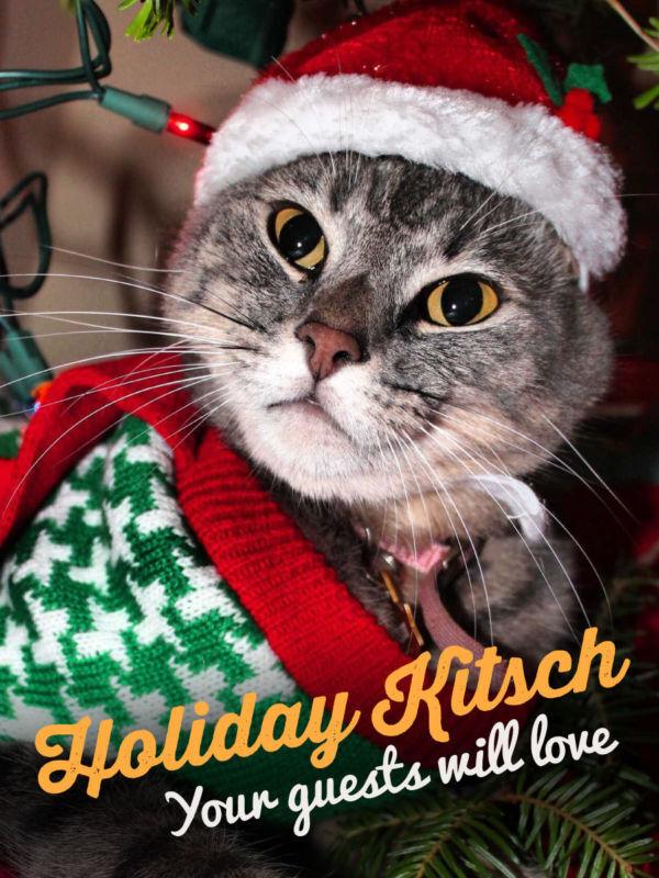 Meow-y Kitt-mas!
