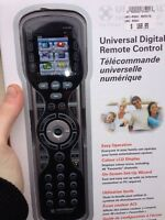 Selling universal remote brand new