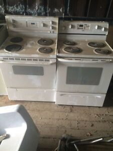 2 stoves for sale