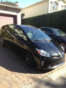 2013 Toyota Prius Plus with 17 inch Mag wheels Hatchback