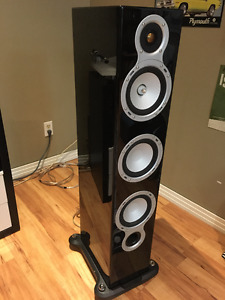 Monitor Audio Gold series GS60 speakers