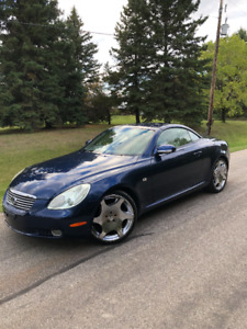 Lexus Sc Convertible Great Deals On New Or Used Cars And Trucks