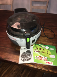 FRITEUSE / FRYER T-FAL ACTIFRY FAMILY SANS HUILE