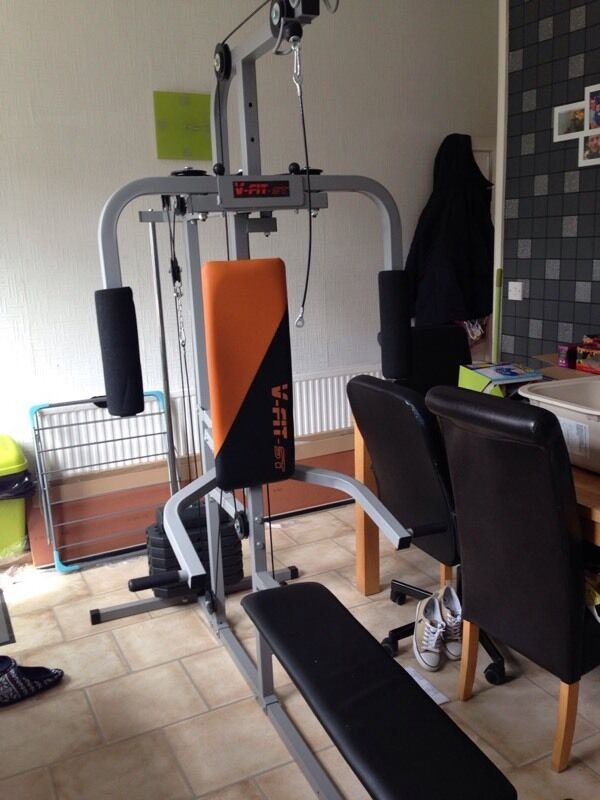 V fit multi gym in hyde manchester gumtree