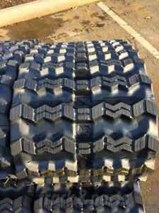 Canada Wide Rubber Tracks,  ready to ship to all Canadian Cities