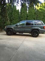 2004 Jeep Cherokee Limited Edition