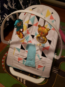Fisher Price Fold Flat Bouncer