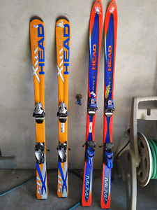 Childrens skis