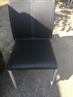 Dinning table chairs chair chaise